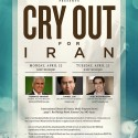 Cry Out for Iran, Kansas City, April 22-23