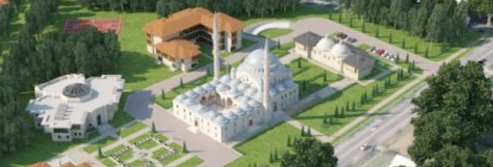 Turkish Mega Mosque